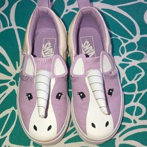 Girl VANS shoes